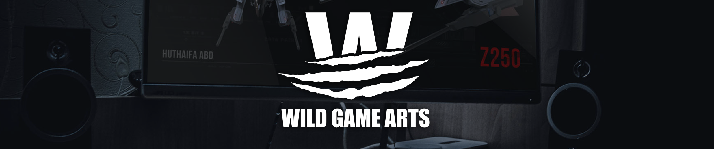 PageCover Wild Game Arts